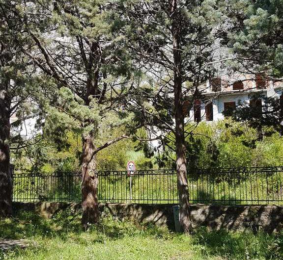 Front line house in Dobrota, Boka Bay