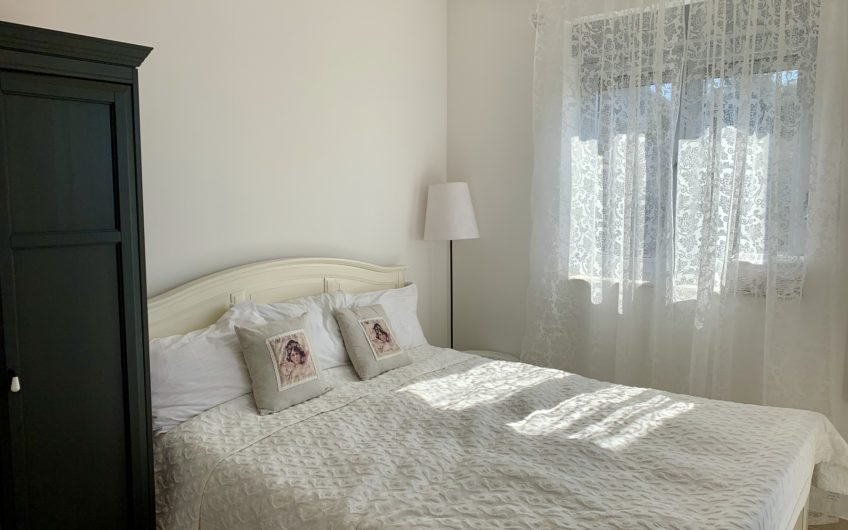New apartment in the city of Petrovac. Inexpensive!
