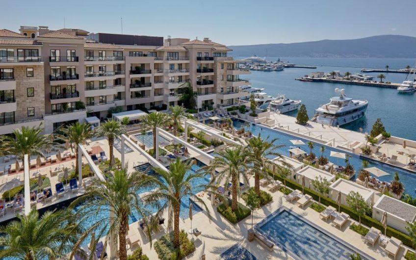 Apartment in the residence Baia Regent Porto Montenegro