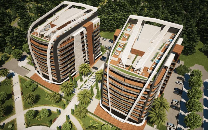 Stan u novom kompleksu u centru Bara